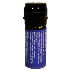 Pepper Shot 2oz 10% Flip top Actuator Pepper Spray Stream