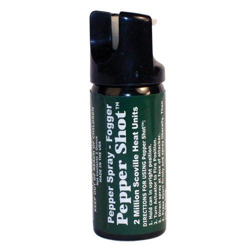 Pepper Spray 2 oz Fogger