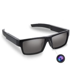 Spy Camera Polarized Sunglasses HD 1080P Hidden Camera