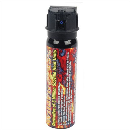 NEW Wildfire Flip-Top Pepper Sprays