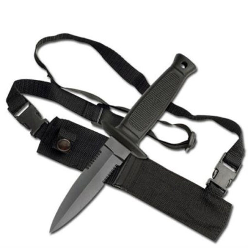 "7"" Concealed Dagger & Shoulder Harness"