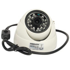 HD Weather Proof Dome Camera With 45′ Night Vision dc-hd45-dn