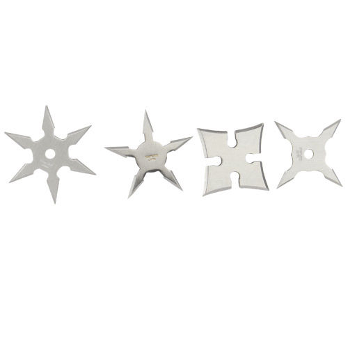 Ninja Throwing Stars - Chinese Stars