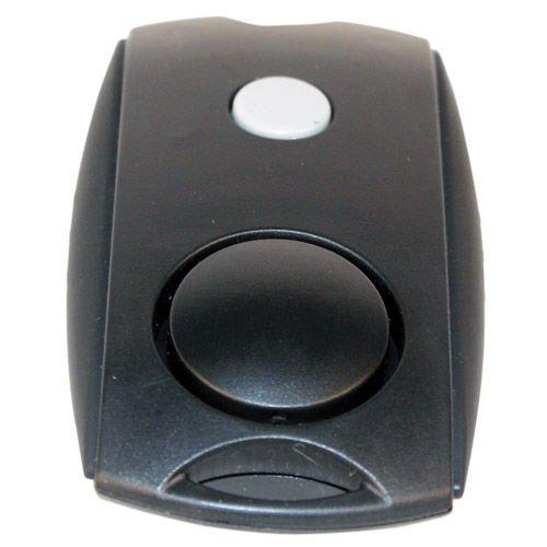 Mini Personal Alarm With LED Flashlight