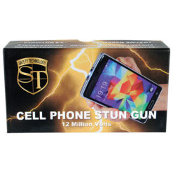 12,000,000 Volt Cell Phone Stun Gun