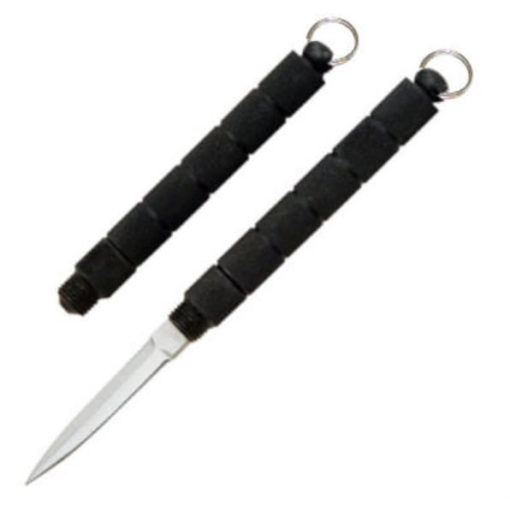 Kubotan with blade