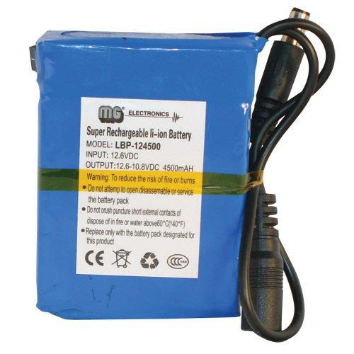 Lithium-Ion Covert Battery Pack 12v 4500mAH