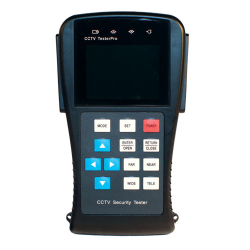 CCTV Tester 2.8 inch LCD Screen, DC Output