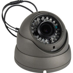 1080P HD Weather Proof Dome Camera With 80′ Night Vision