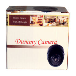 Dummy Dome Camera with LED and IR