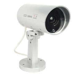 Motion Activated Dummy Camera W/ Flashing LED Light DM-MOTION