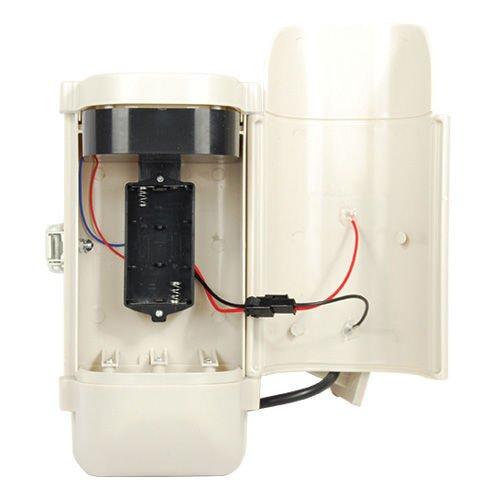 Solar Powered Dummy Camera – Black DM-SOLAR