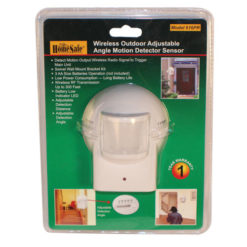 HomeSafe Wireless Outdoor Motion Sensor