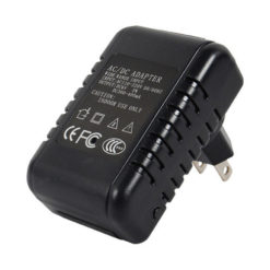 Power Adapter HD Hidden Camera with WiFi & DVR