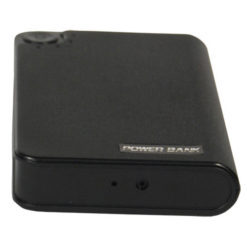 Power Bank Hidden Camera with Built in DVR