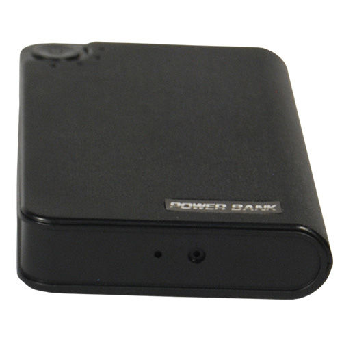 HC-PWRBK-DVR Power Bank Hidden Spy Camera with Built in DVR