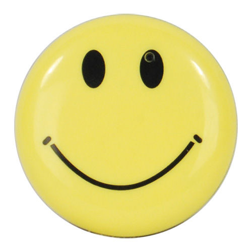 Clip On Smiley Face Spy Hidden Camera with Built in DVR