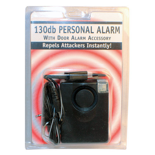 3n1 130db Personal Alarm w/ Light