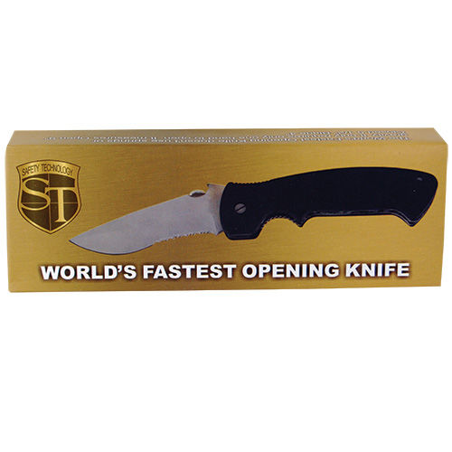 World's Fastest Opening Knife