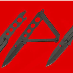 Full Tang Combat Knife