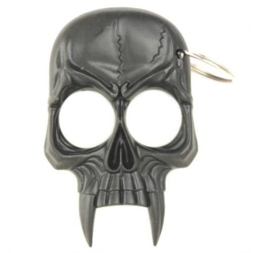 Skull self defense keychain