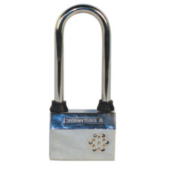 Alarmed Padlock – Large