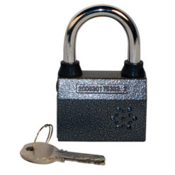 Alarmed Padlock – Small