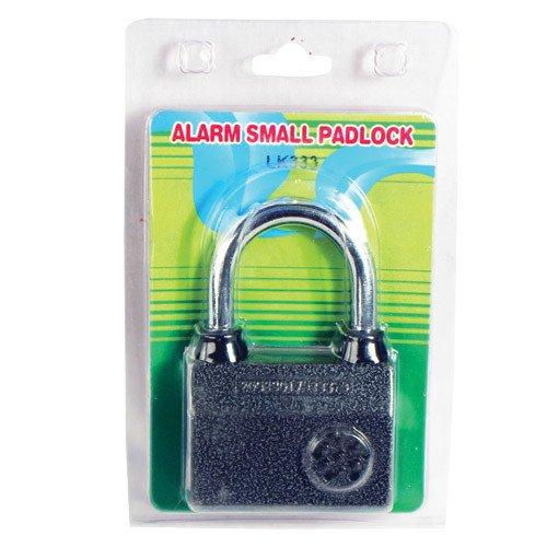 ALRMLCK-SM Alarmed PadLock