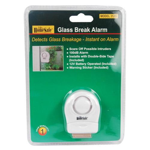 HP-GLASS Glass Break Alarm
