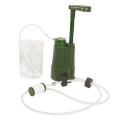 Portable Mini Water Filter Pump