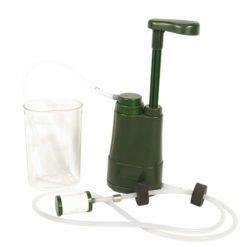 PBMINIFILTER Survival Camping Water Filter Pump