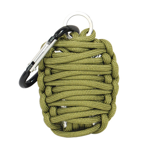 PCGRENADE Emergency Paracord Grenade Survival Kit