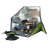SOLAROVEN Solar Powered Oven