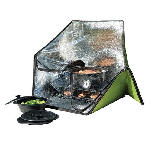 SOLAROVEN Solar Powered Oven