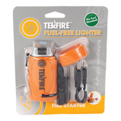 TekFire Fuel-Free Survival Lighter