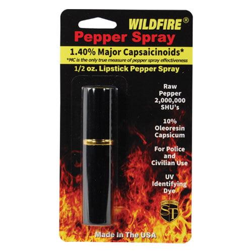 Wildfire Lipstick Pepper Spray