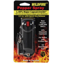 WildFire 1.4% MC 1/2 oz Halo Holster Pepper Spray